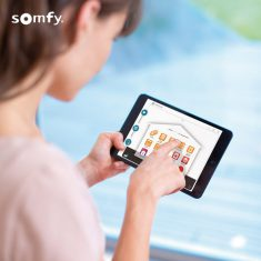 Automatizace domácnosti Somfy
